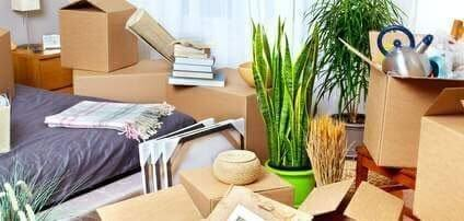 Other services associated with moving