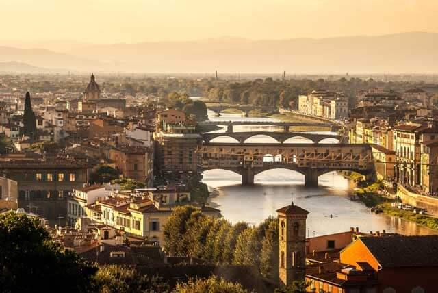 Mudanzas a Italia desde España