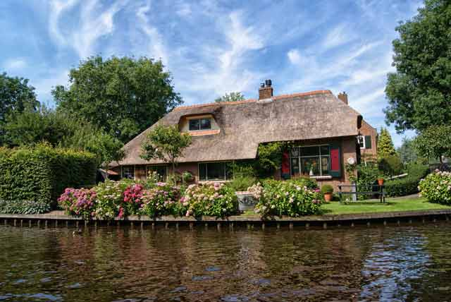 Mudanzas a Países Bajos