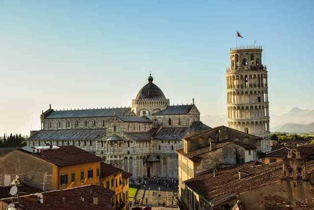 Servicio de mudanzas a Pisa