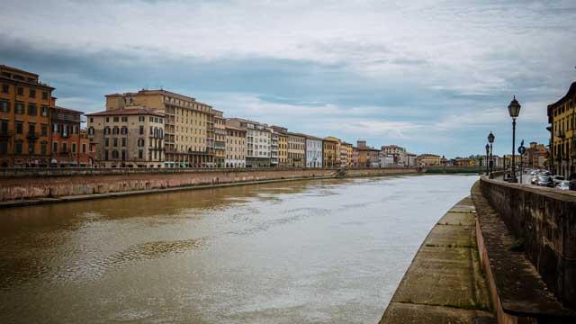 Precio de mudanzas a Pisa