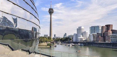 Información de Interés en una Mudanza Internacional a Düsseldorf