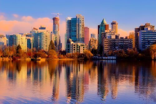 International Moving to Vancouver