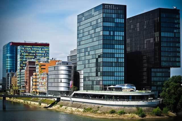 Servicio de mudanzas a Düsseldorf