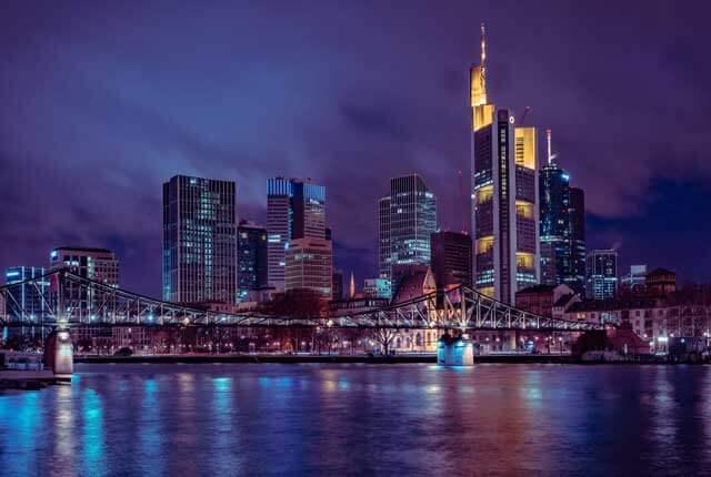 Servicio de mudanzas a Frankfurt