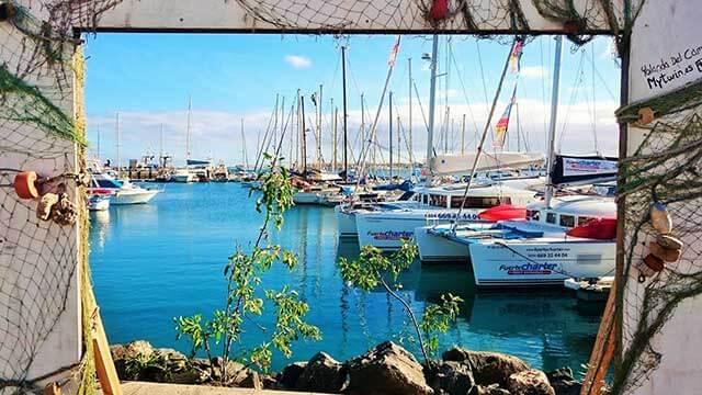 Presupuesto para una mudanza a Fuerteventura
