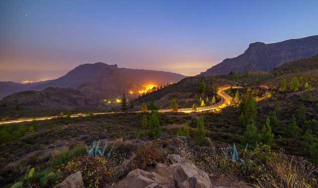 Car transport to Gran Canaria