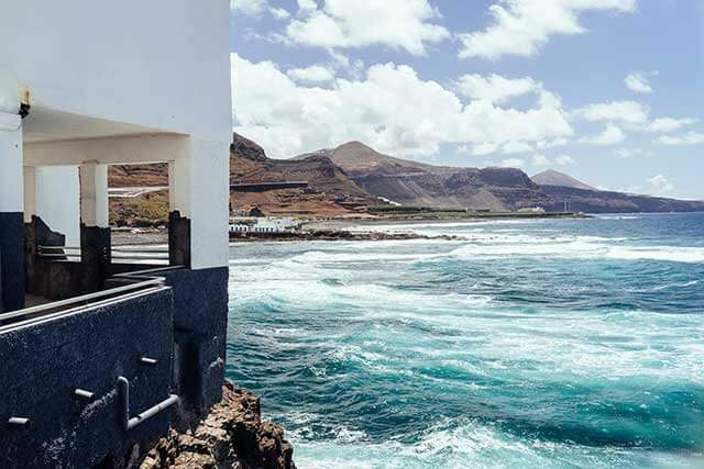 Moving service to Gran Canaria