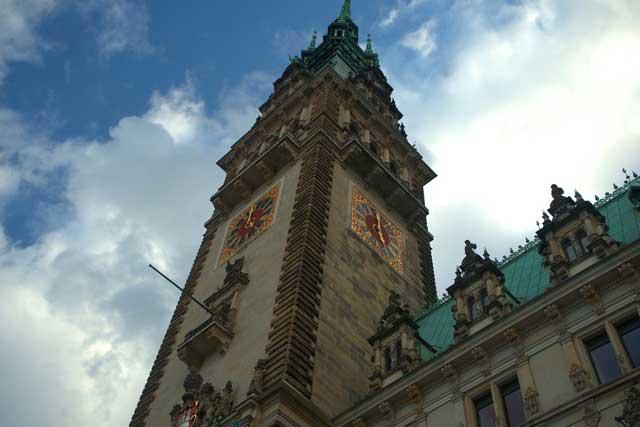 Servicios asociados de una mudanza a Hamburgo