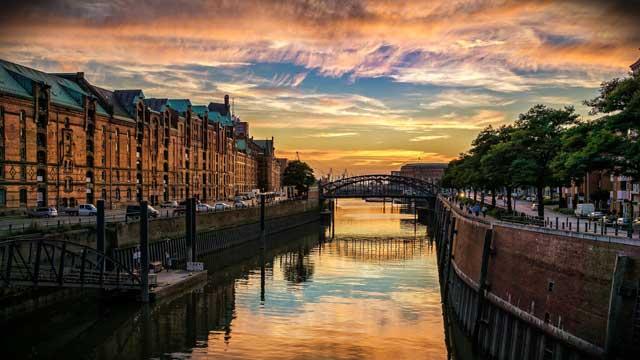 Precio de mudanza a Hamburgo
