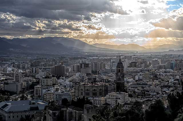 Budget for moving to Malaga