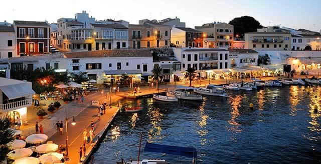 Mudanzas internacionales a Menorca