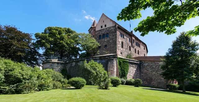 Presupuesto para una mudanza a Núremberg