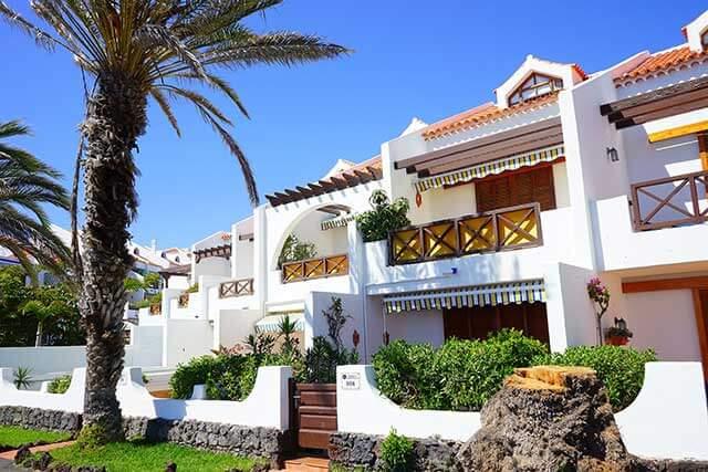 International removals to Tenerife