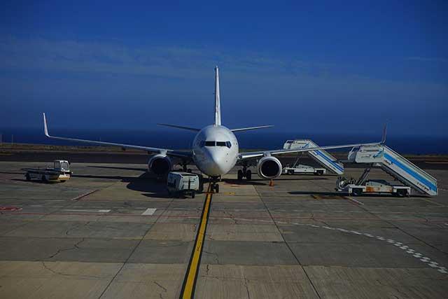 Car transport to Tenerife