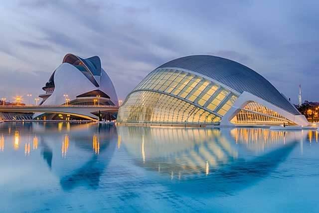 Mudanzas internacionales a Valencia