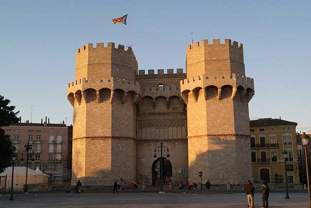 Servicios asociados de mudanza a Valencia