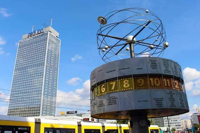 Servicios asociados de una mudanza a Berlín