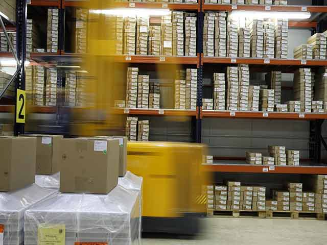 Logistic services for companies