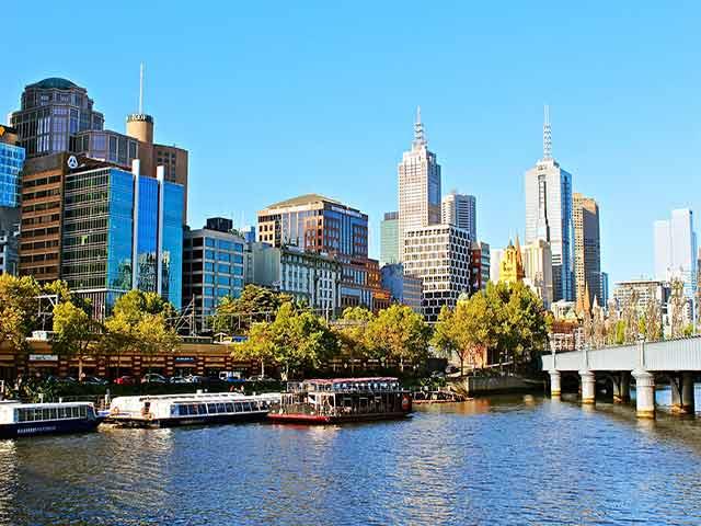 Location for a future move to Melbourne