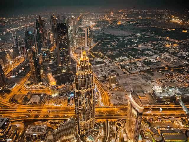Moving to Arab Emirates