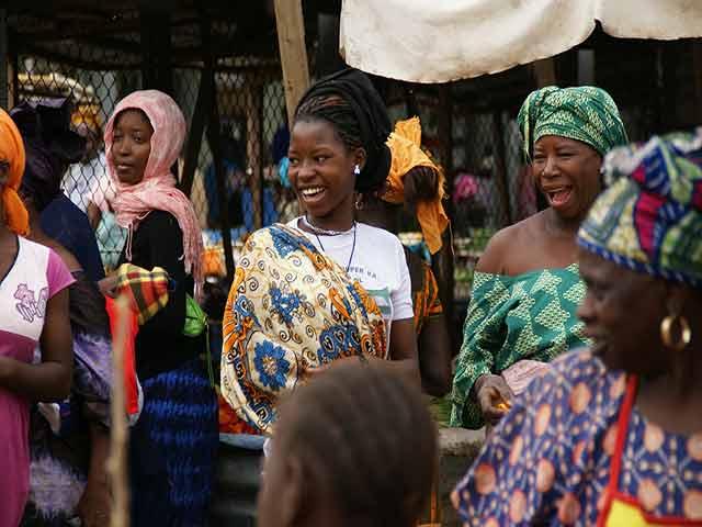Tradiciones y fiestas en África