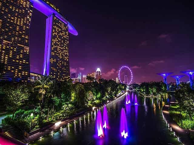 Useful information about your relocation to Singapore