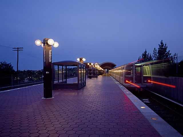 El transporte local y estatal en Maryland