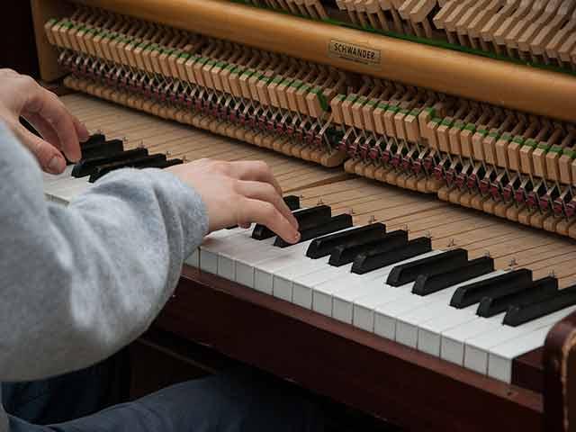 Servicio de Transporte de Pianos en España