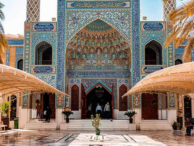 Moving quotation to Arab Emirates