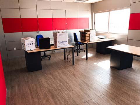 Mudinmar Madrid estrena nuevas oficinas y almacenes