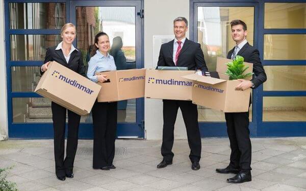 Soluciones de traslado y mudanzas para empresas