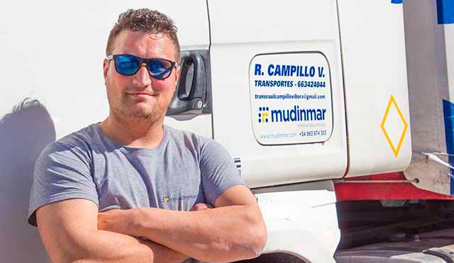 Alquiler de camión con conductor en Valencia
