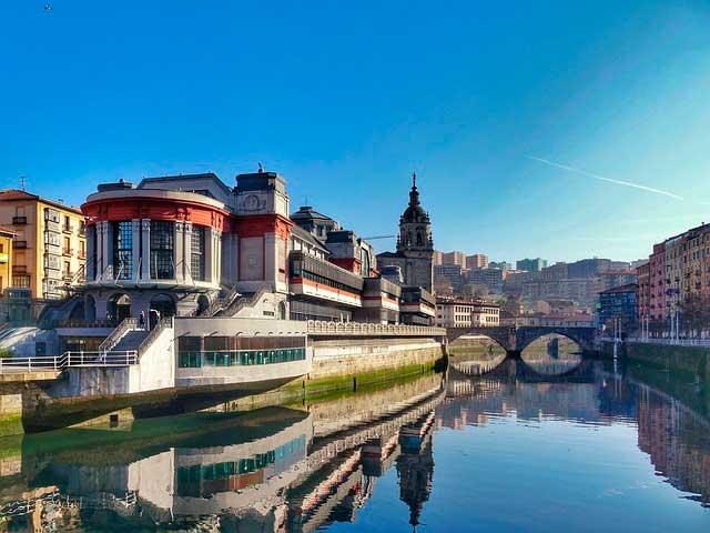 Mudanzas internacionales a Bilbao