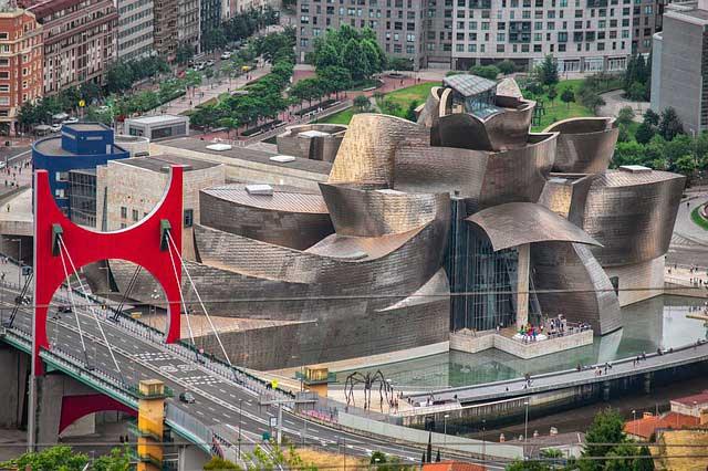 Servicios asociados de mudanza a Bilbao