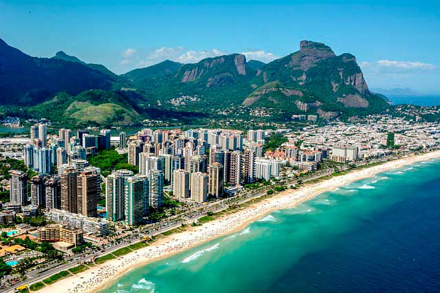 Mudando para o Brasil