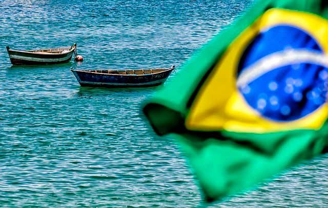 Serviço de mudança internacional para o Brasil