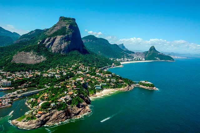 Orçamento para mudança para o Brasil