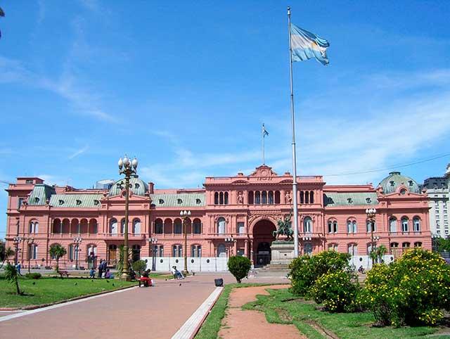 Mudanza a Buenos Aires desde España
