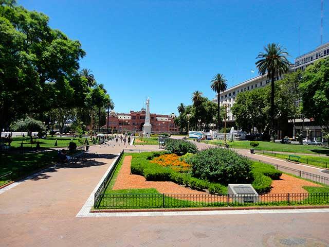 Mudanza a Buenos Aires desde Europa