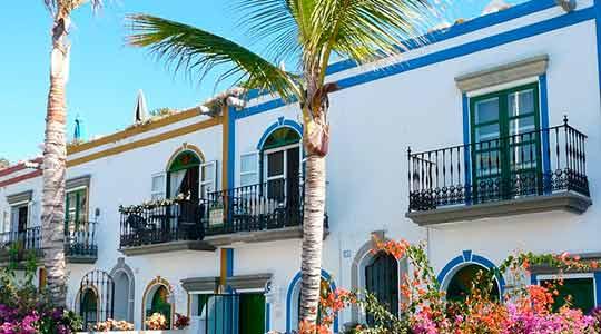 Servicio de mudanza a Islas Canarias