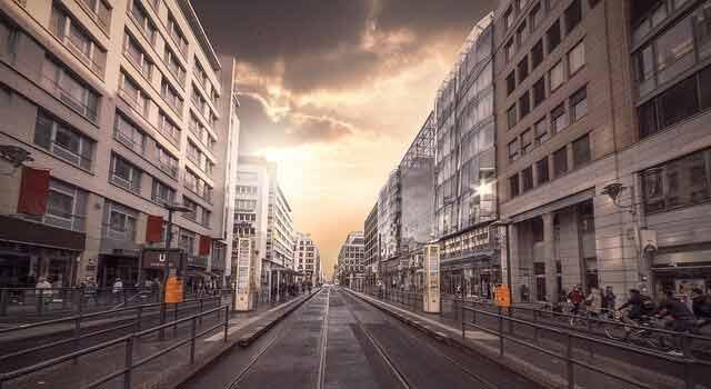 Encontrar alojamiento en Berlín