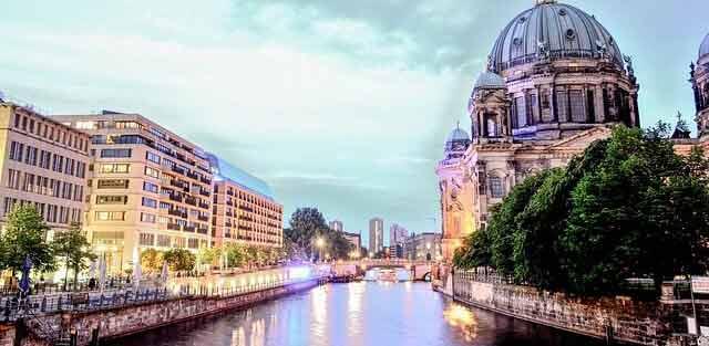 Información de Interés en una Mudanza Internacional a Berlín