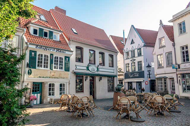 Cotización de mudanza a Bremen