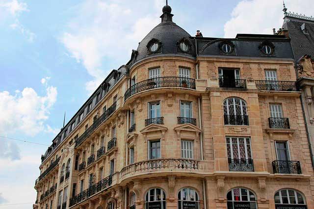 Mudanzas a Dijon