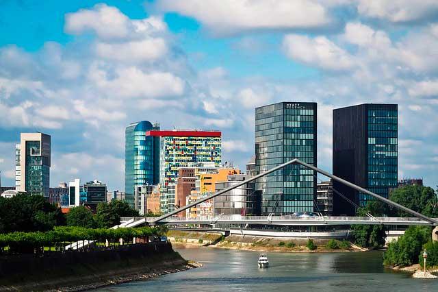 Cotización de mudanza a Düsseldorf