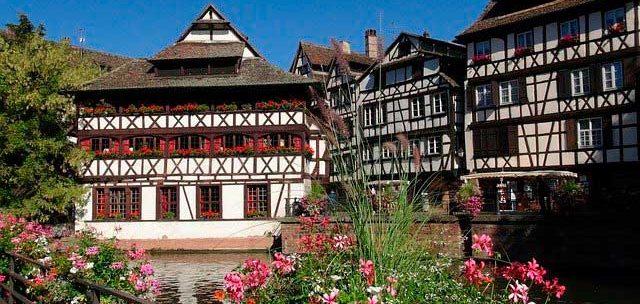 Precio de mudanza a Estrasburgo