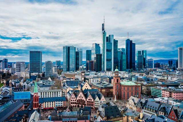 Mudanza a Frankfurt desde Argentina