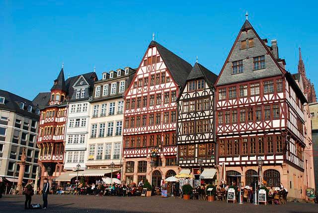 Cotización de mudanza a Frankfurt