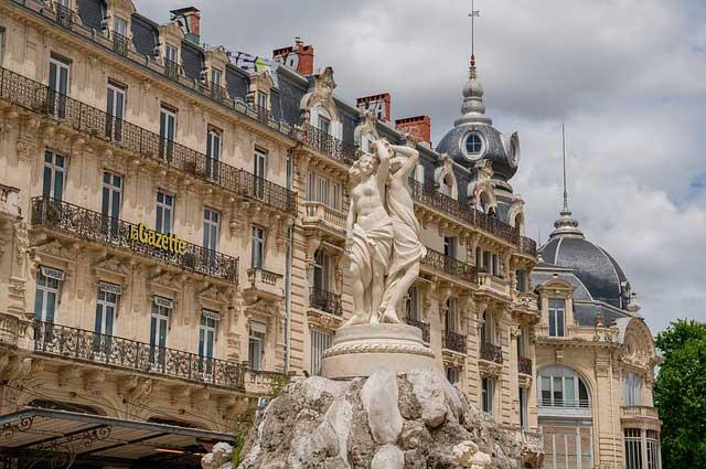 Servicios adicionales de mudanza a Montpellier